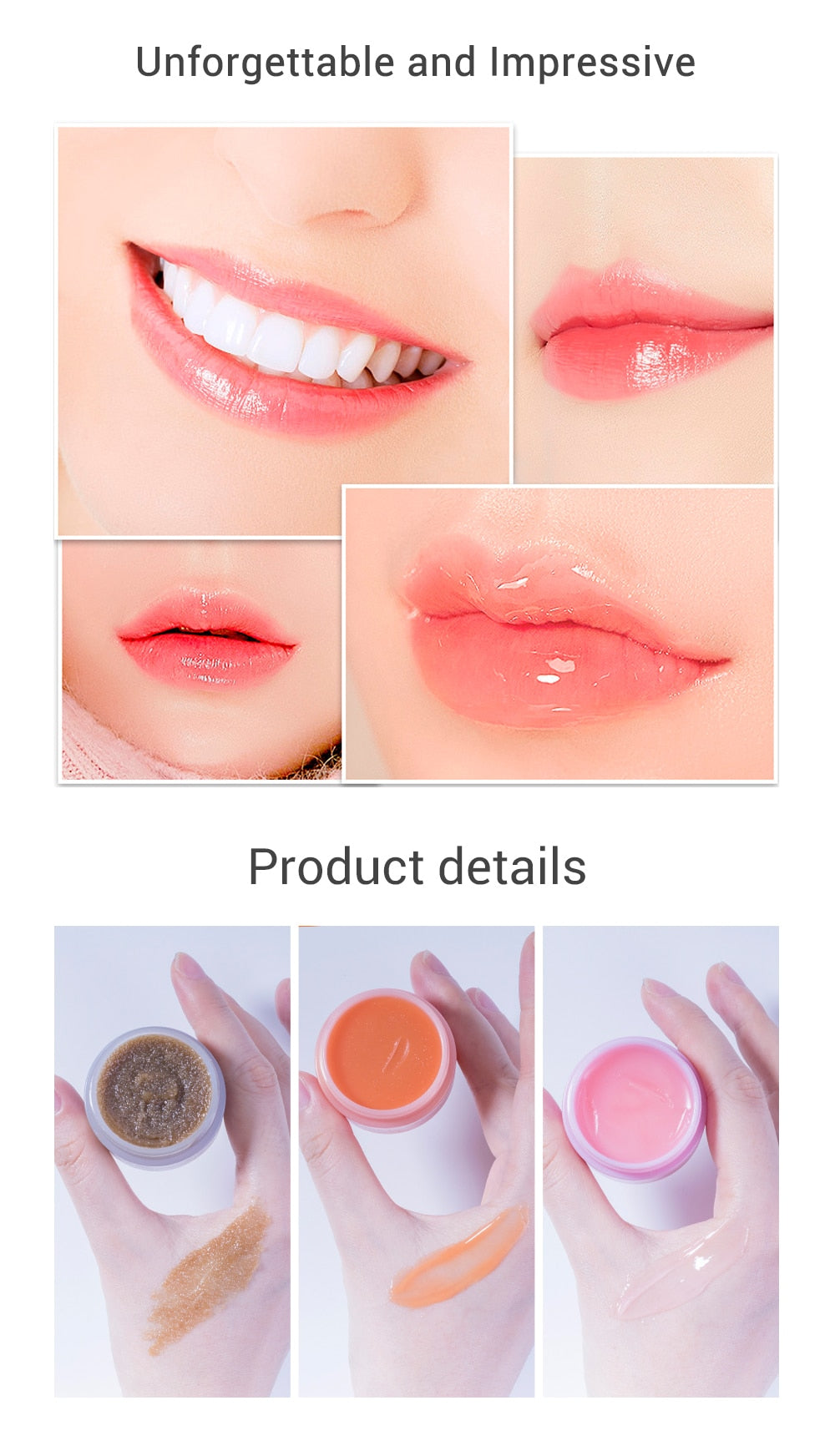 Moisturizing Nourish Repair Fine Lines Sleeping Lip Mask