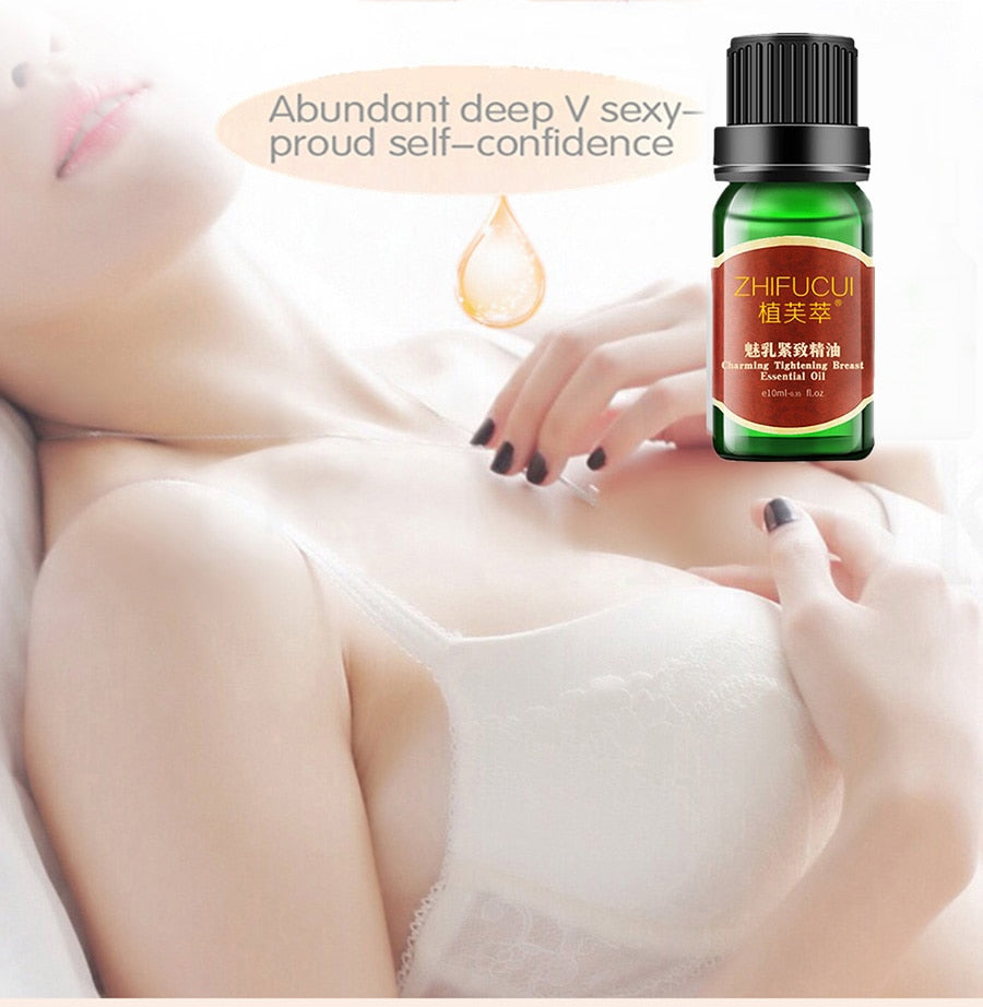 Pure and Natural Breast Enlargement Essential Oil