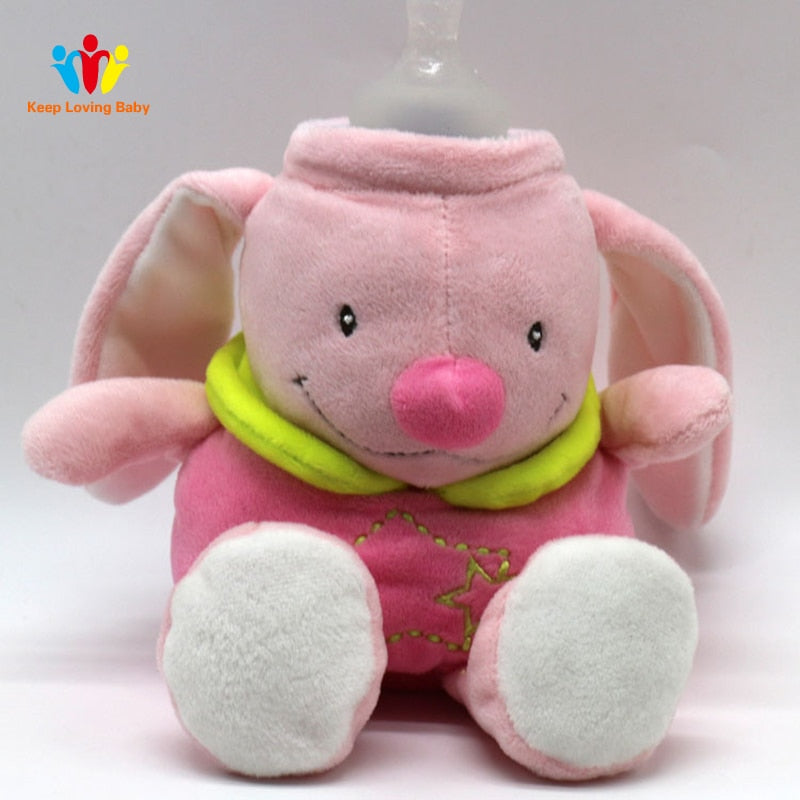 Warmer Insulation Explosion Proof Lovely Baby Bottle Cover Bag