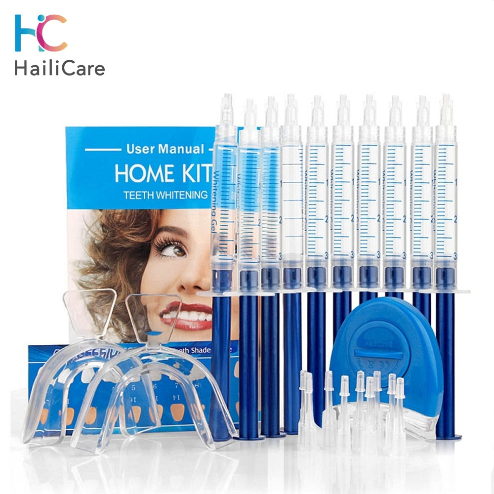 Professional Bleaching Teeth Whitening Oral Gel Polish Pen Kits
