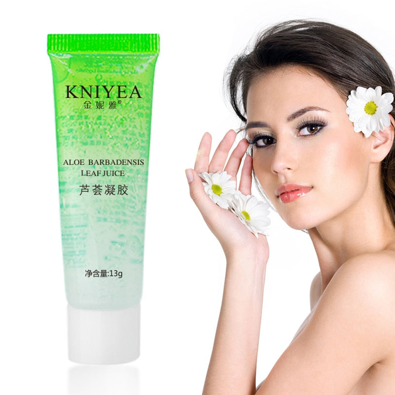 Natural Transparent Smooth Moisturizer Sleep Mask Primer Gel Cream