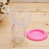 High Quality Baby Feeding Manual Silicone Breast Pump Bottle
