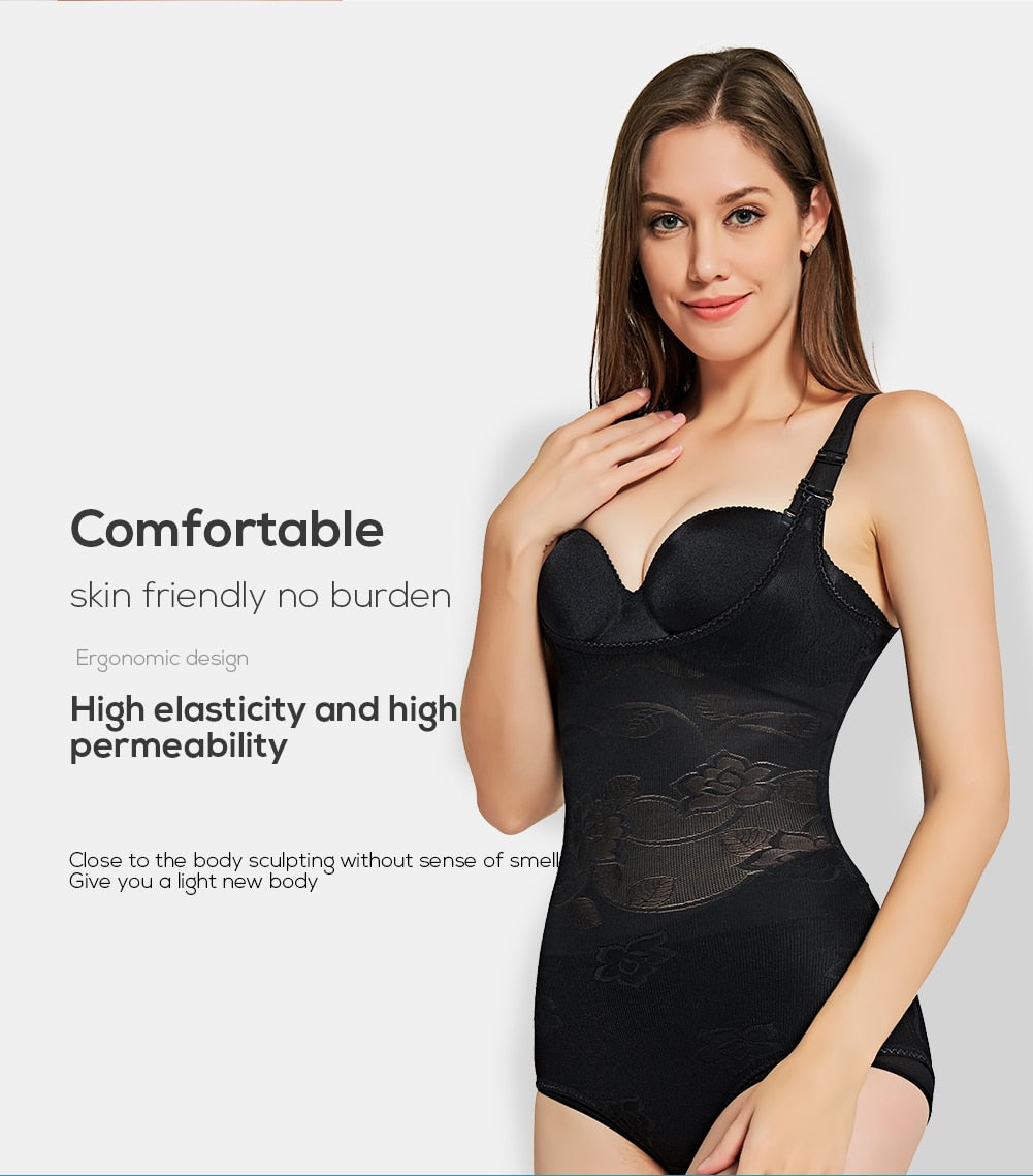 High Elasticity Seamless Women's Slimming Underwear