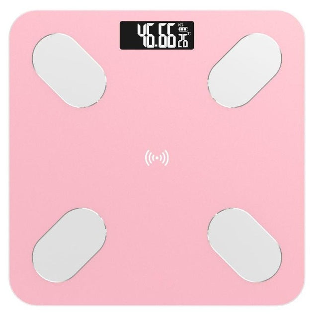 NEW Smart Accurate Electronic Digital Weight Scale for Fat/Muscle/Visceral Measuring