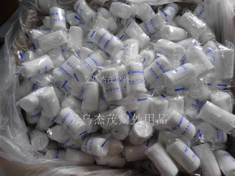 Non-woven 5 pcs/Lot Plaster Medical Elastic Bandages