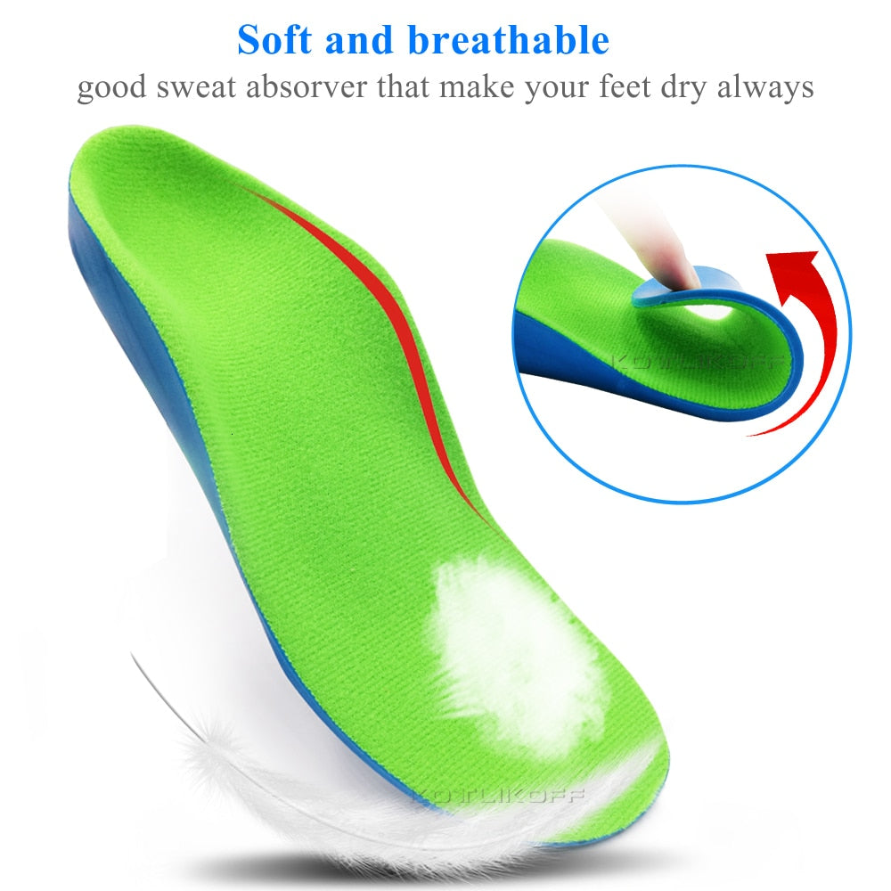 Arch Support Orthotic Pads for Children