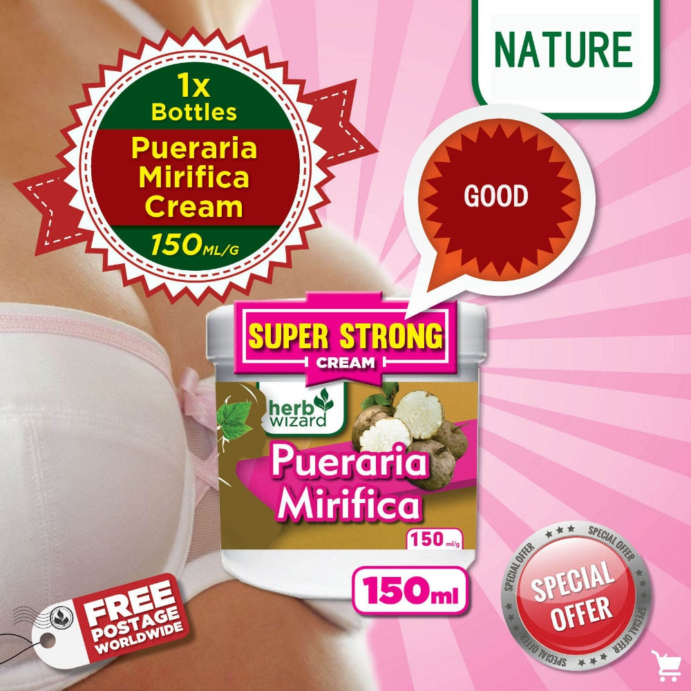 100% Pure Breast Enlargement Cream