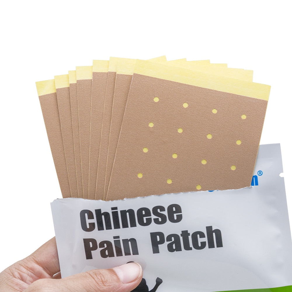 Hot Sale 8Pcs Health Analgesic Chinese Pain Patch for Joint Pain