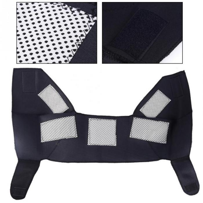 Magnetic Shoulder Warm Pad Pain Relieve Therapy Heating Massager
