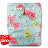 New One Size Reusable Flat or Fitted Nappy Baby Diaper