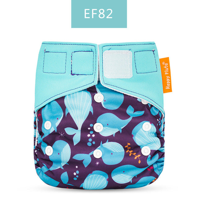 Waterproof Reusbale & Washable Baby Cloth Diapers