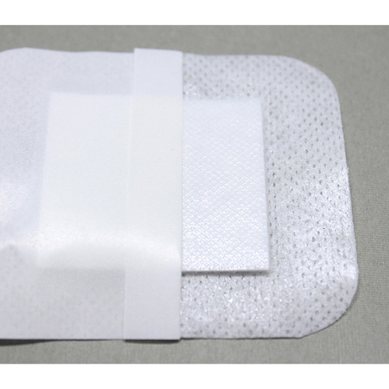 Breathable Non-woven 30 Pcs/lot Medical Dressing Tape For Wound