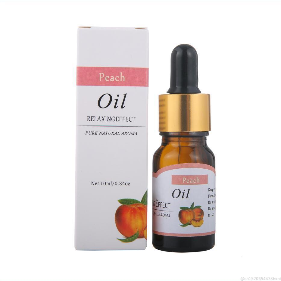 10ml Fruits Extract Essential Oil For Diffuser Aromatherapy Relieve Stress