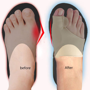 Big Toe Splint Separator Hallux Valgus Bunion Corrector Orthotic Feet Care Tool