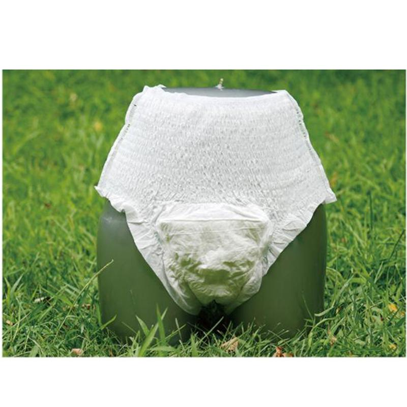 Disposable Incontinence 20pcs Adult Diaper Short Pants for The Elderly