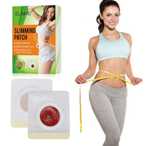 Quick Effective 30pcs Extra Strong Fat Burning Slimming Patches
