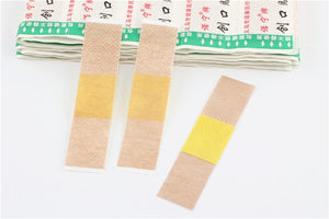 Waterproof Anti-Bacteria Wound Plaster Dressing Band-Aids