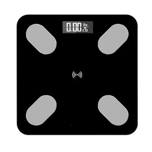 Smart Bluetooth LED Display Health Monitor Weighing Scale