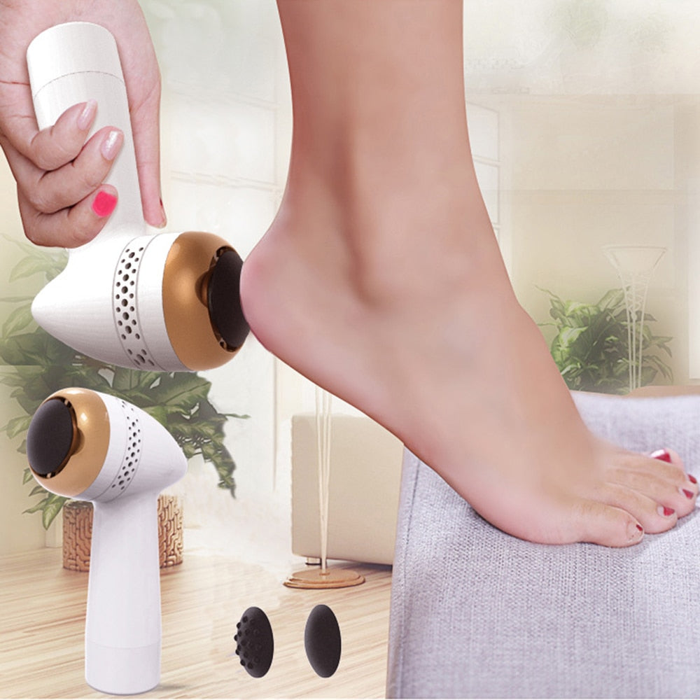 Electric Peel Skin Roller Callus Remover Foot File Foot Care Tool