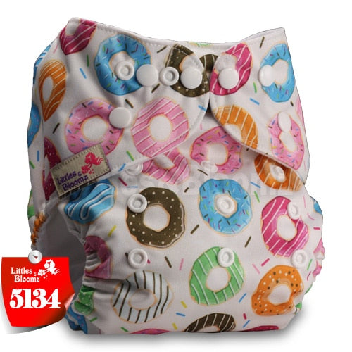 Washable & Reusable Real Cloth Pocket Nappy Diaper