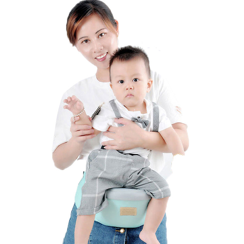 3-36 Months Waist Stool Comfortable & Breathable Hip Seat Baby Carrier