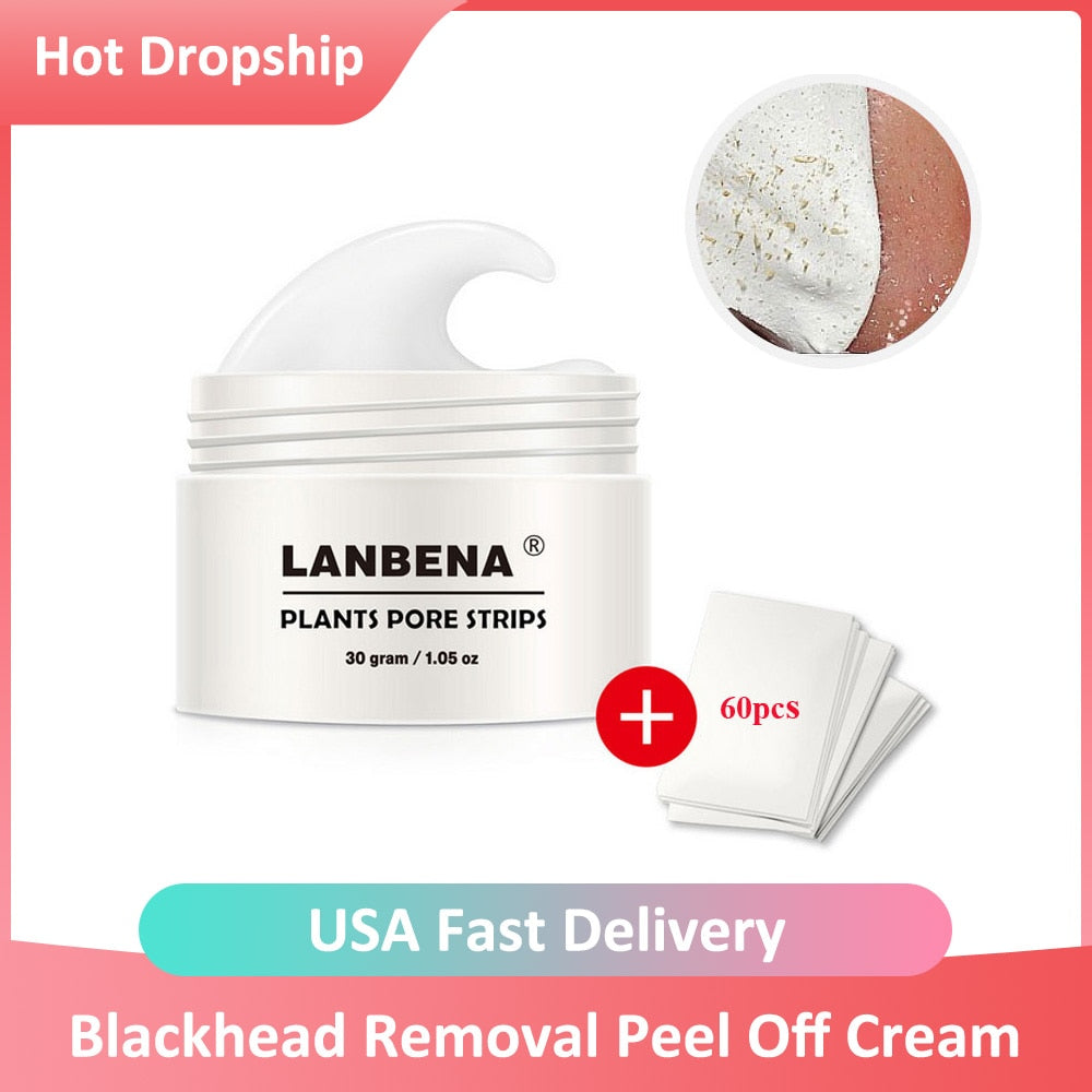Blackhead Removal Deep Cleansing Peel Off Mask
