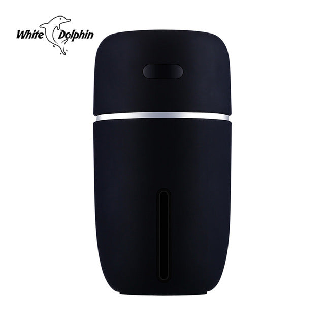 Designer Mini USB Aroma Air Humidifier With Changing LED Lights