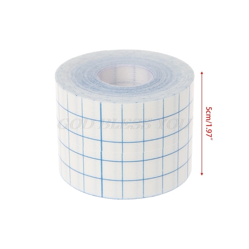 Waterproof Transparent Adhesive Wound Dressing Medical Fixation Tape Bandage