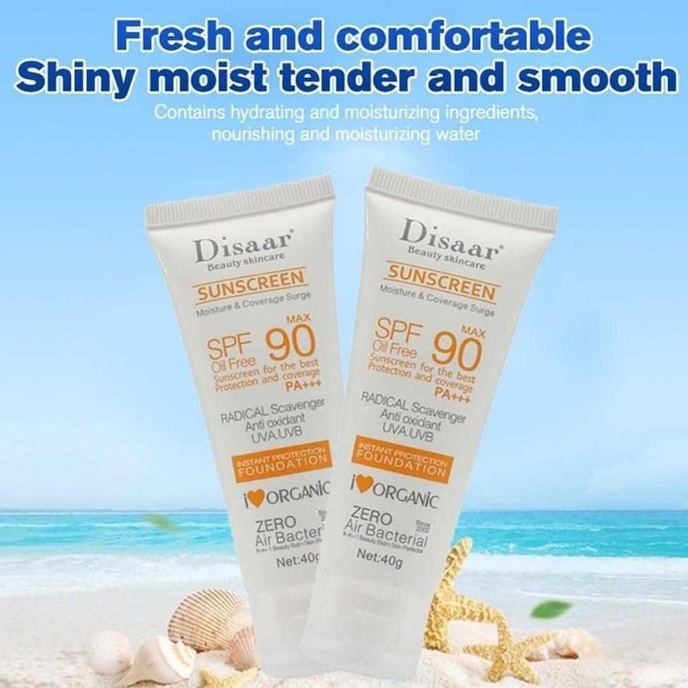 Anti-Aging Oil-control Moisturizing Body Whitening Sunblock Skin Protective Sun Cream