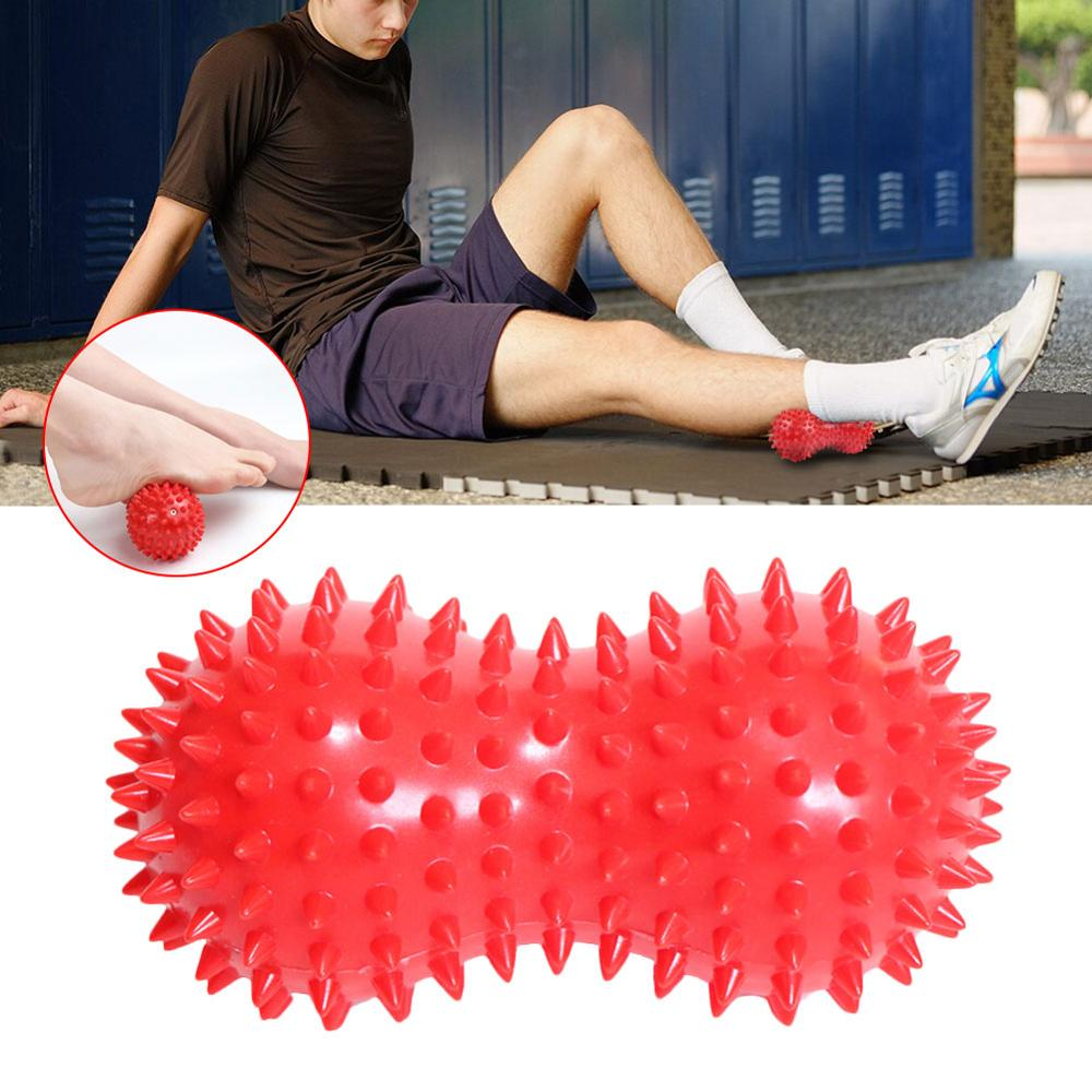 Trigger Point Relief Muscle Pain Stress Sensory Peanut Massage Ball