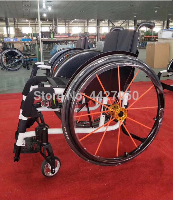 Hot Selling Folding Manual Wheelchair for Disabled