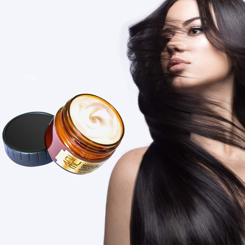Nutrition Infusing Repair Damage Hair Keratin Hair Mask