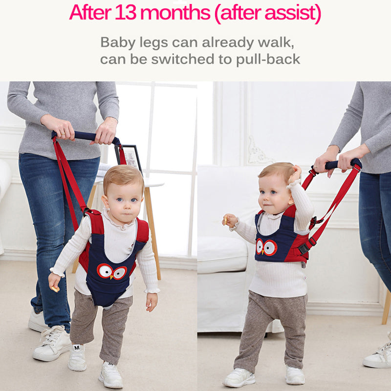 Baby Walking Harnesses Backpack Assistant Learning Safety Leashes