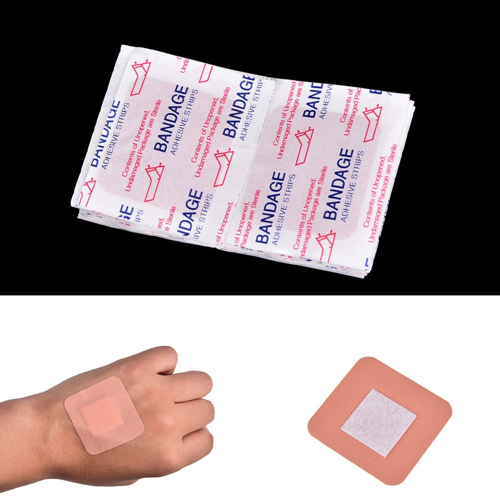 20PCs Waterproof Breathable Band Aid For Kids