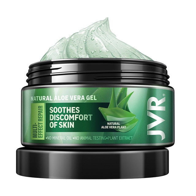 Natural Soothing Aloe Vera Gel Remove Acne Hydrate Moisturizing Day Cream After Sun Lotions