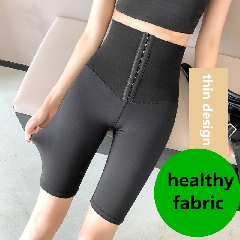 Waist Trainer Tummy Control Weight Loss Thermo Slimming Pants for Women