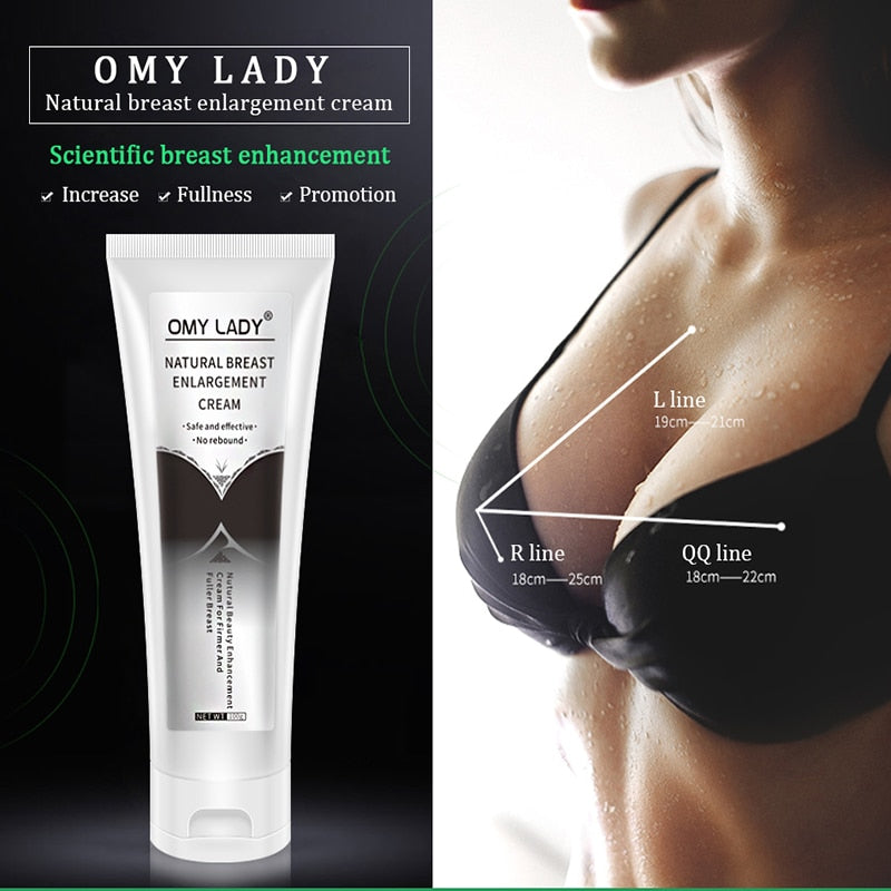 Best Up Size Bust Care Breast Enhancement Cream for Female Hormones Promote