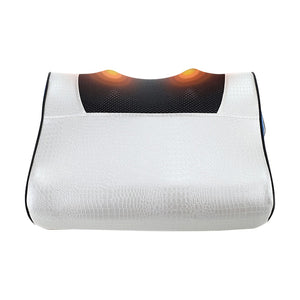 Infrared Heating Electric Neck Back Shoulder Healthy Relaxation Electric Massage Pillow