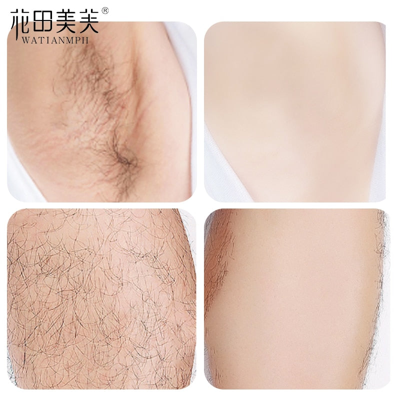 Painless 100g Women & Men Hair Removal Spray for Face Legs & Armpit