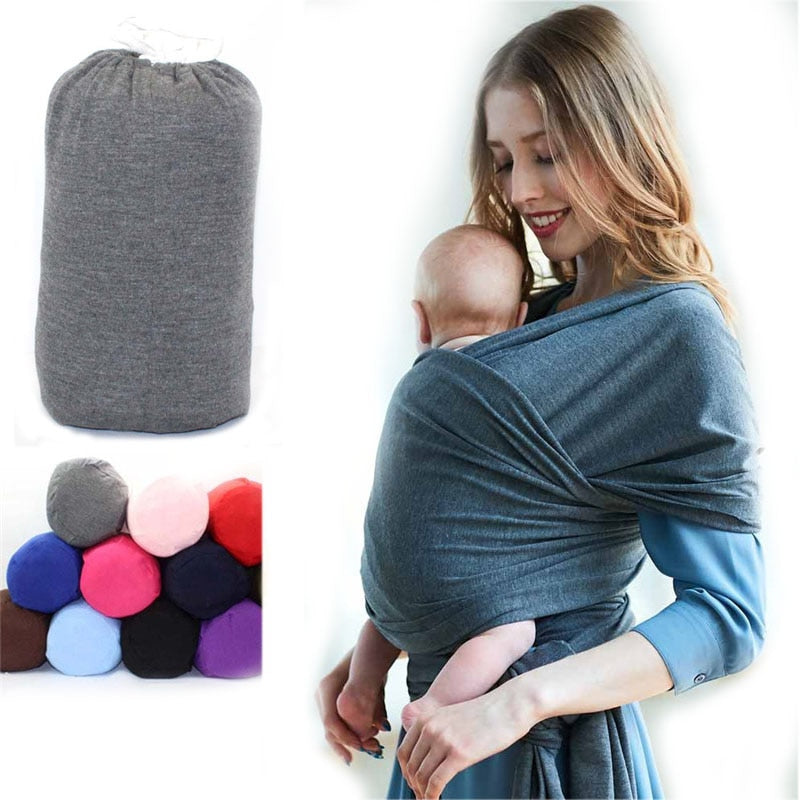 Infant Strap Baby Sling Wrap Babyback Carrier