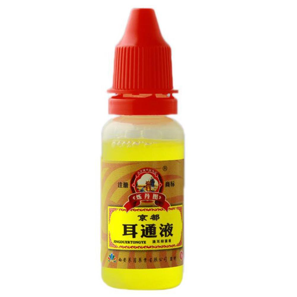 Herbal Ear Acute Otitis Drops Ear Solution