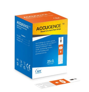 4 in 1  Accurate Blood Ketone & Uric Acid & Blood Glucose(GOD&GDH) Monitoring System with Test Strips