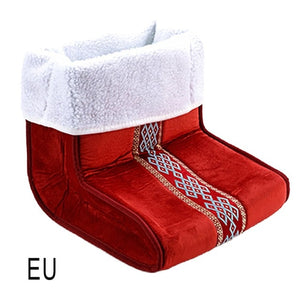 Heated Plug Type Electric Foot Warmer