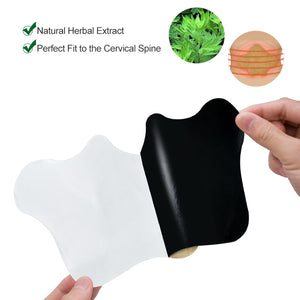 12pcs/bag Back Pain Lumbar Medical Plaster Arthritis Moxibustion Stickers