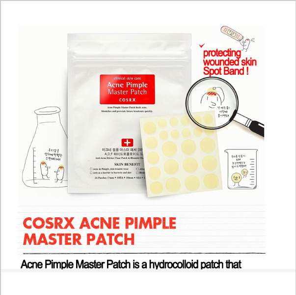 24 Patches for Anti Acne Pimple Treatment