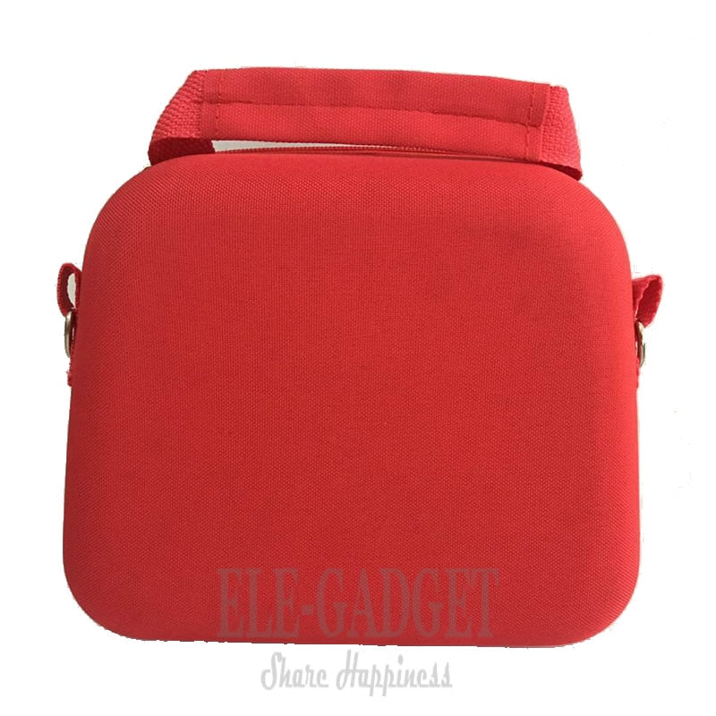 High Quality Portable Waterproof First Aid Kit Red EVA Bag for Home Camping