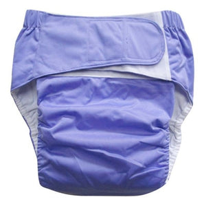 Adjustable TPU Waterproof Super Large Reusable Adult Diaper for Old People and Disabled