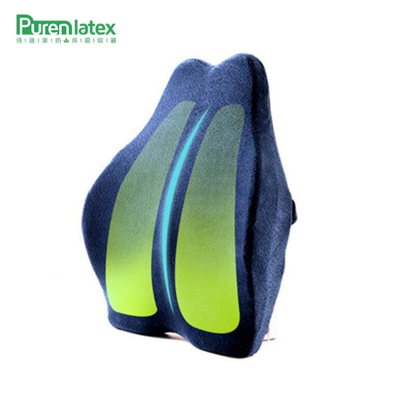 43*51*12 cm Spine Protective Therapy Memory Foam for Car Seat Office Chair