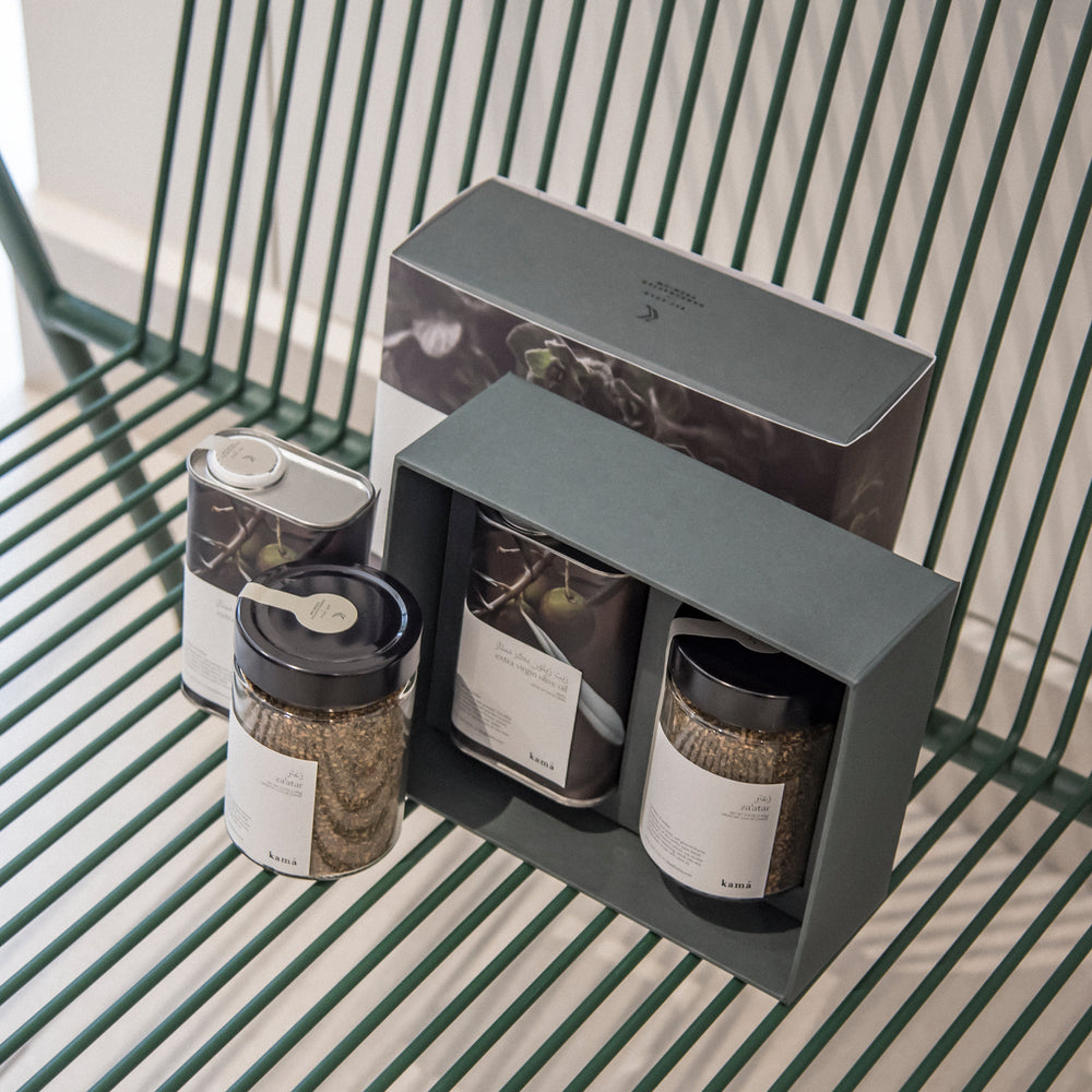 za'atar and zeit gift pack