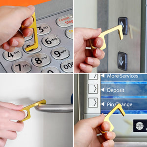 Contactless Door Opener & Button Presser
